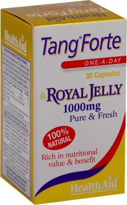 Health Aid Tang Forte Royal Jelly 1000 mg Supplements (30 Capsules)
