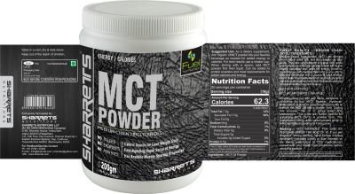 Sharrets Nutritions Mct Powder Supplements (200gm)