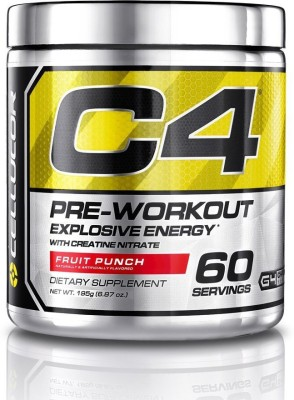 Cellucor C4 Fruit Punch   60 Serv GEN4 0.5 kg Cellucor Vitamin Supplement