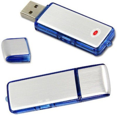 Eye Vision 4 GB USB High Quality Audio Recorder Pendrive 4  GB Voice Recorder 0 inch Display