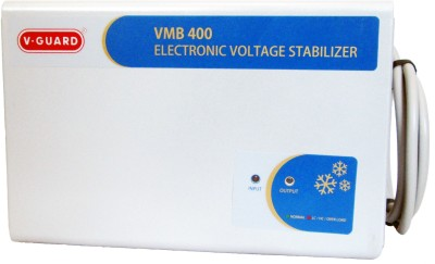 V Guard VMB400 Voltage Stabilizer White
