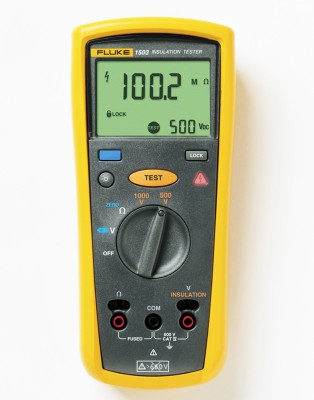 1503-Insulation-Tester