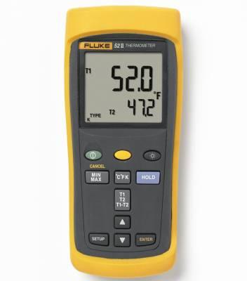 52-II-60HZ-Dual-Input-Digital-Thermometer