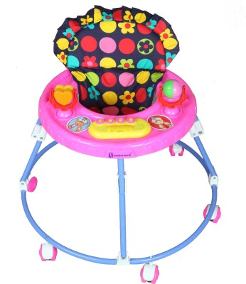 8ef61c792f Mothertouch Musical Activity Walker Pink available at Flipkart for Rs.1251