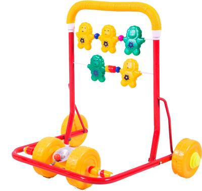 BabyGo BabyGo Activity Walker Yellow-Red