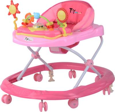 Toyhouse Teddy Baby Walker with Stopper