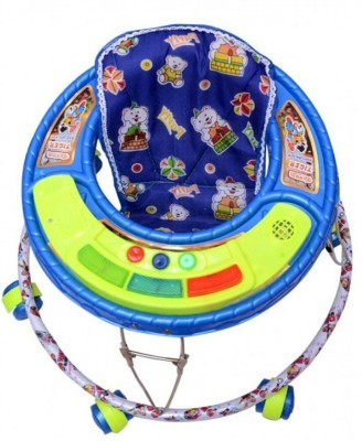 Derby Musical Activity Walker(Multicolor)