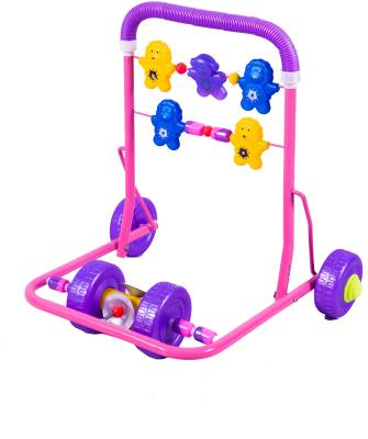 BabyGo BabyGo Activity Walker Pink-Purple