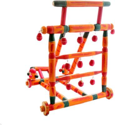 Wood Craft Budhni Baby Walker