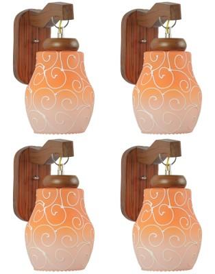 Gojeeva Pendant Wall Lamp(Pack of 4) at flipkart