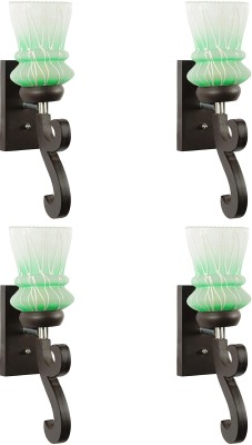 Gojeeva Uplight Wall Lamp(Pack of 4) at flipkart