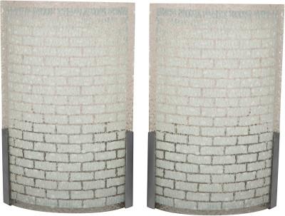 WhiteRay Uplight Wall Lamp Pack of 2