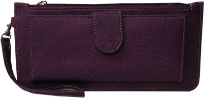 Samco Fas Women Purple  Clutch