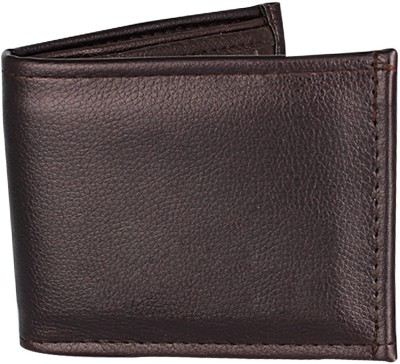 Mango People Boys Brown Artificial Leather Wallet(3 Card Slots)  available at flipkart for Rs.149
