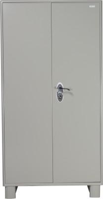 Godrej Interio Wardrobe H1 Metal Almirah(Finish Color - Prince Grey)