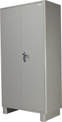 Godrej Interio Wardrobe H Metal Almirah(Finish Color - Prince Grey)