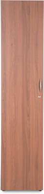 Godrej Interio Viva 450W Engineered Wood 1 Door Wardrobe(Finish Color - Cincinnati Walnut)