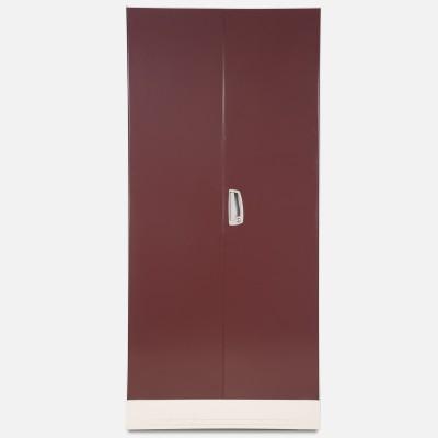 c152fdf9f Godrej Interio Slimline 2S Metal Almirah ( Finish Color - Russet )