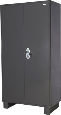 Godrej Interio Wardrobe H1 Metal Almirah(Finish Color - Graphite Grey)
