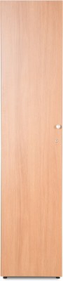 Godrej Interio Fiesta Engineered Wood 1 Door Wardrobe(Finish Color - Jakarta Teak)