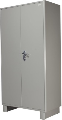 Godrej Interio Storwel M2 Metal Almirah(Finish Color - Prince Grey)
