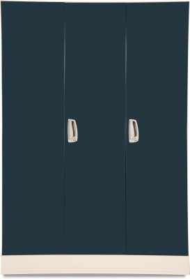 Godrej Interio Slimline 2DW Metal Almirah(Finish Color - Pacific Blue)