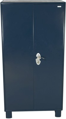 Godrej Interio Wardrobe H Metal Almirah(Finish Color - Blue)