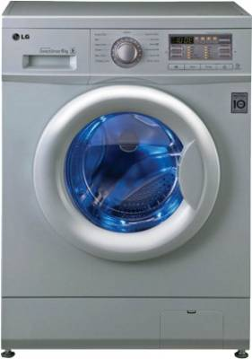 LG F10B8NDL25 Fully Automatic Front Load 6 Kg Washing Machine Image