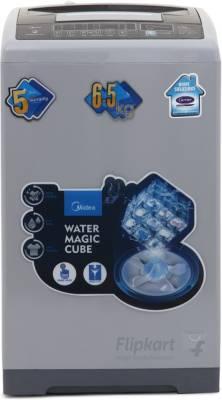 Midea MWMTL065MWO 6.5 kg Fully Automatic Washing Machine Image