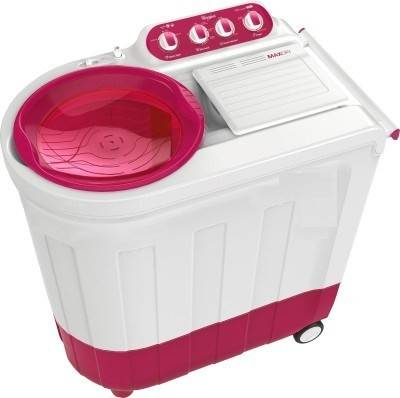 Whirlpool ACE Turbo Dry 7.5 Kg Semi Automatic Washing Machine Image