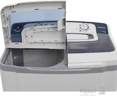 Samsung 7.2 kg Semi Automatic Top Load Washing Machine (WT725QPNDMP/XTL)