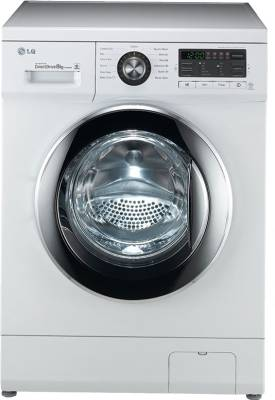 LG F1496TDP23 8 Kg Fully Automatic Front Load Washing Machine Image