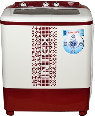 Intex 6.2 kg Semi Automatic Top Load Washing Machine is among the best washing machines under 8000
