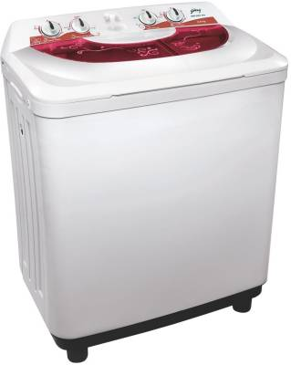 Godrej GWS 6801 PPL 6.8 Kg Semi-Automatic Washing Machine Image