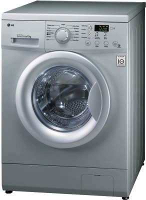 LG 6 kg Fully Automatic Front Load Washing Machine(F1091NDL25)