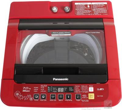 Panasonic 7 kg Fully Automatic Top Load Washing Machine (NA-F70H6FRB)