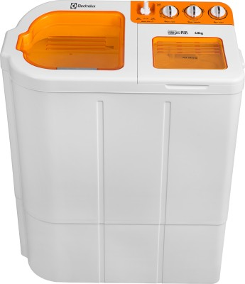 Electrolux 6.8 kg Semi Automatic Top Load Washing Machine(ES68GPOL)