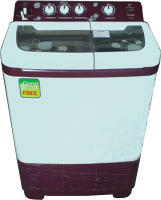 Videocon 7.3 kg Semi Automatic Top Load Washing Machine(QUANTA+ VS73J22-DM)