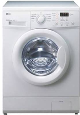 LG F8091NDL2 6 Kg Fully Automatic Washing Machine Image