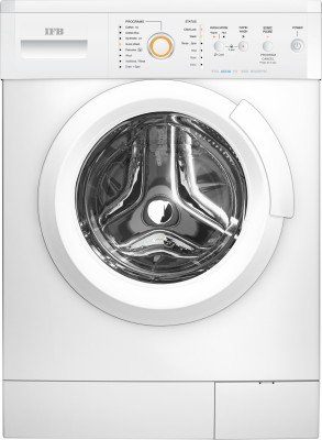 IFB 6Kg Fully Automatic Front Load Washing Machine White (EVA AQUA VX LDT, White)
