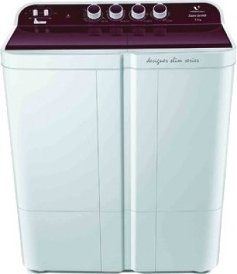 Videocon 7.5 kg Semi Automatic Top Load Washing Machine(VS75Z13)