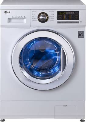 LG F1296WDL23 Fully Automatic Front Load 6.5 kg Washing Machine Image