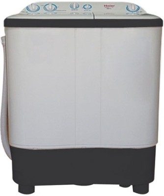 Haier XPB620613RU 6.2 Kg Semi Automatic Top Load Washing Machine