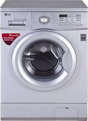 LG FH0B8QDL25 7 Kg Fully Automatic Washing Machine Image