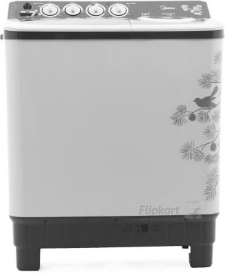 Midea 8 kg Semi Automatic Top Load Washing Machine(MWMSA080015) (Midea)  Buy Online