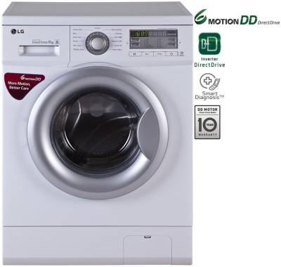 LG FH0B8NDL21 6 Kg Fully Automatic Washing Machine Image