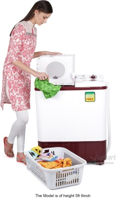 Videocon-VS60B11-Typhoon-Plus-Semi-Automatic-6-kg-Washing-Machine