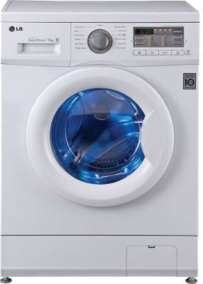 LG 7.5 Kg F10B8EDP2 Fully Automatic Front Load Washing Machine Image