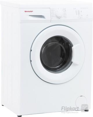 Sharp 5.5 kg Fully Automatic Front Loading Washing Machine (Sharp)  Buy Online