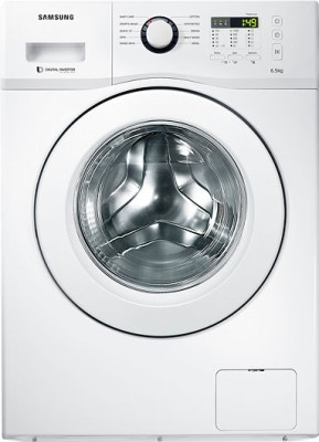 Samsung 6.5 kg Fully Automatic Front Load Washing Machine(WF650B0STWQ/TL)